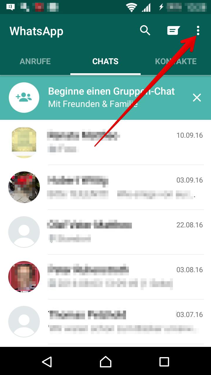 Nase Voll Whatsapp Konto Löschen Android Mobilsicherde