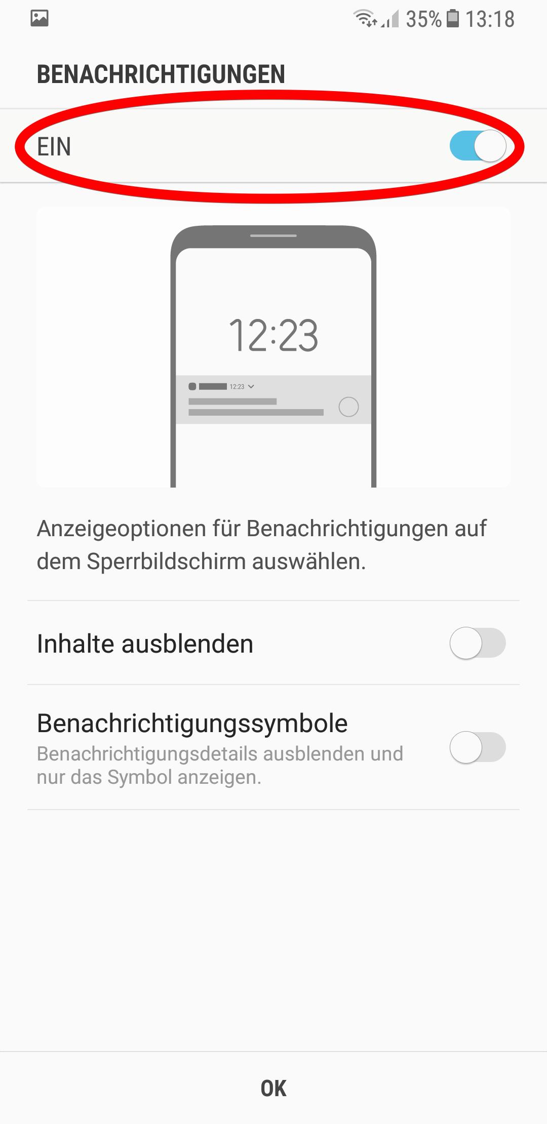 Sperre fürs Handy-Display einrichten - so geht's! (Android)