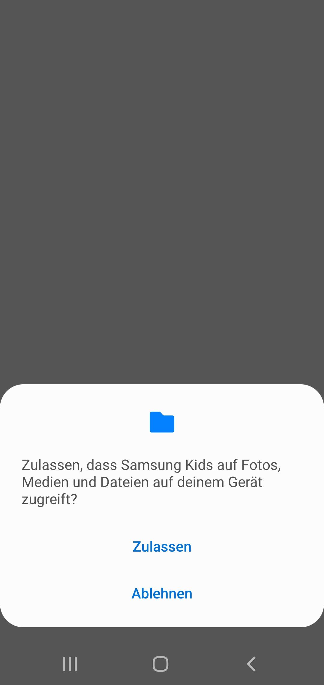 Firefox Kindermodus